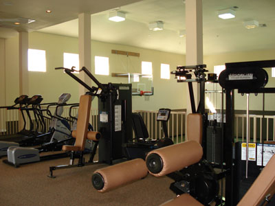 Fitness Center at Reserve at Las Brisas