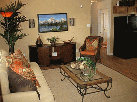 Katy Apartments with Spacious Living Area