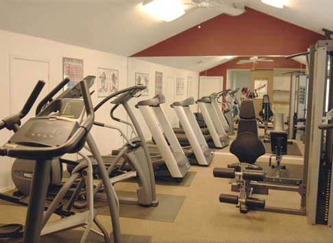 Arbors of Central Park Apartments Gym