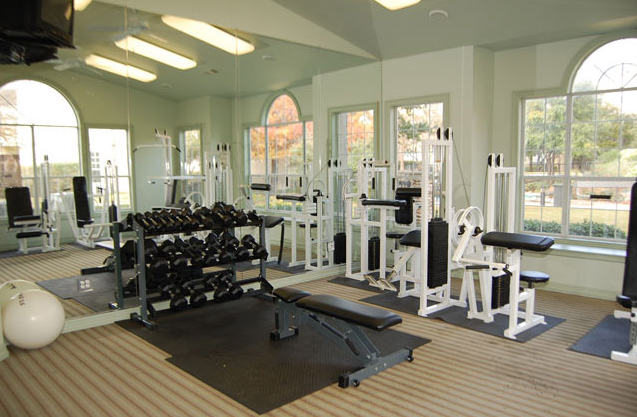 Retreat at Fossil Creek Apartments Gym