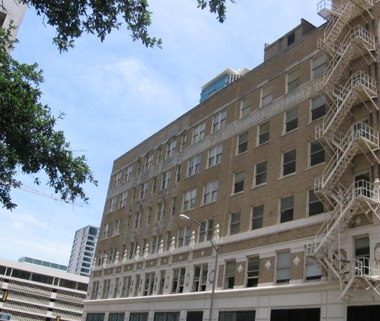 Photo of Historic Fort Worth Apartments Downtown