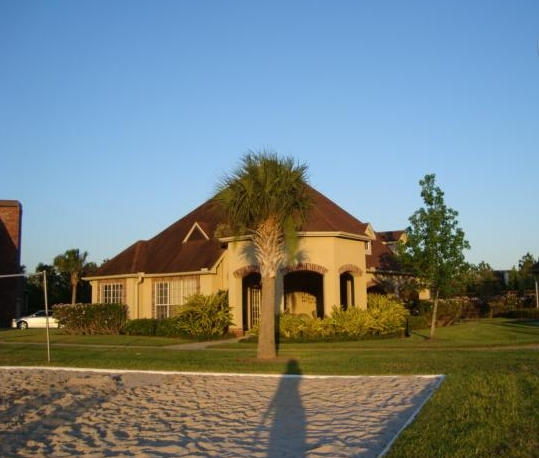 Sand Volleyball at these Friendswood, TX Apartments