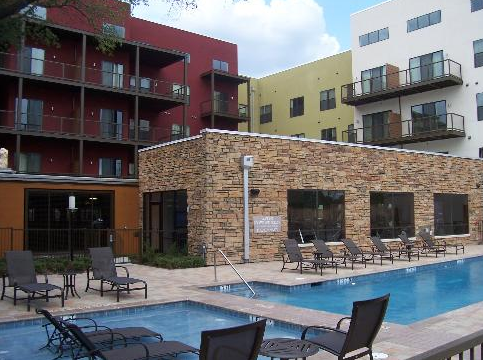 The Dylan Apartments Dallas TX Exterior Photo