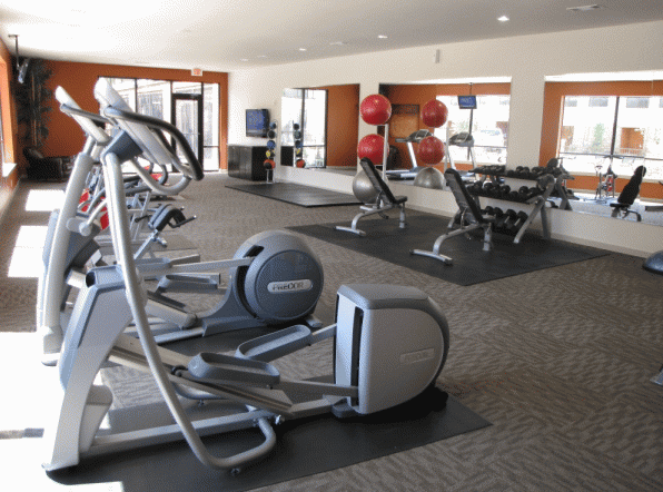 Cardio Center at The Dylan Residences Dallas TX
