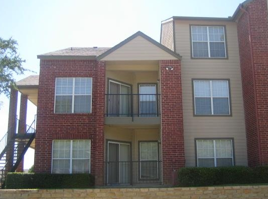 Exterior View of Apartments in Bedford