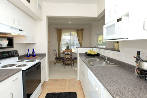 Gourmet Kitchens at these Apartments in Cedar Park