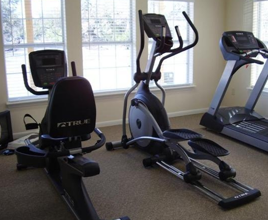 Fitness Center at Boerne Apartments