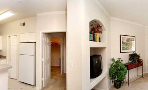 Interior View of Lewisville Apartments