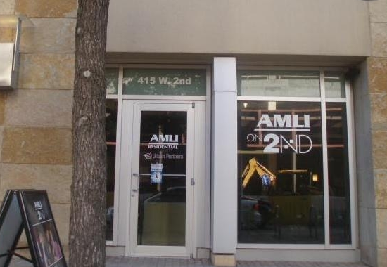 AMLI on 2nd Apartments Leasing Office
