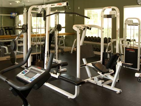 Webster TX Apartments with Fitness Center