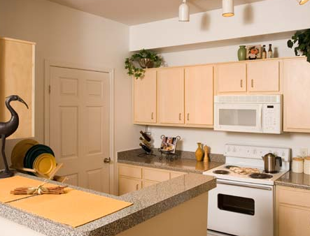 Webster TX Apartments with Gourmet Kitchens