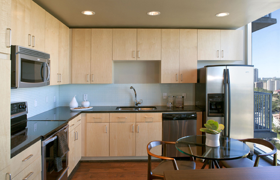 Houston Medical Center Apartments with Gourmet Kitchens