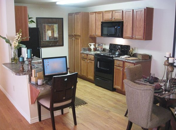 Interior View of San Marcos TX Apartments