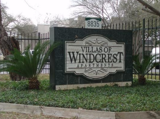 Crestwind Apartments in San Antonio, Texas