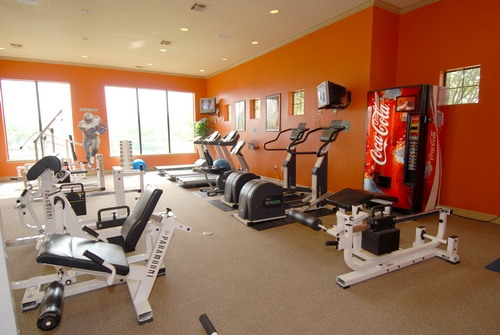 Arlington Texas Apartments with Fitness Center