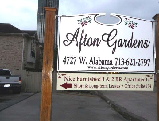 All Bills Paid Apartments Houston Texas - Afton Gardens