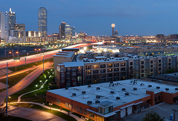 Uptown Dallas Apartments - High Rise Rentals