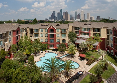 The Standard on West Dallas Apartments Houston TX