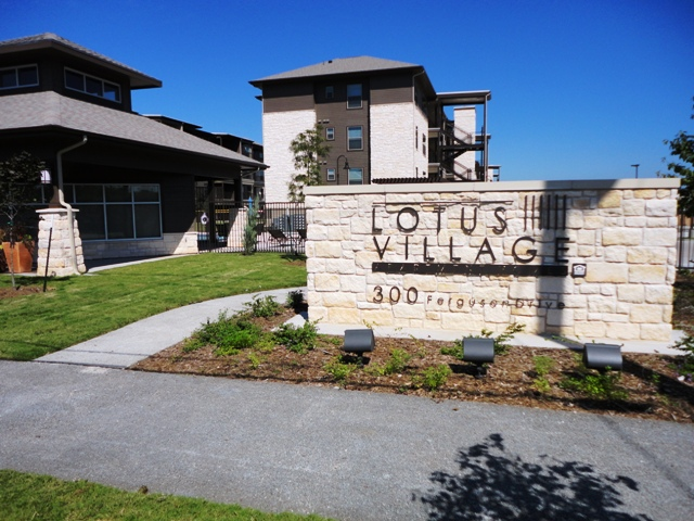 General Photo of Lotus Village Apartments in Austin TX