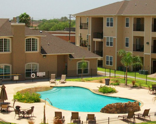South Side Corpus Christi Apartments at Island Villa
