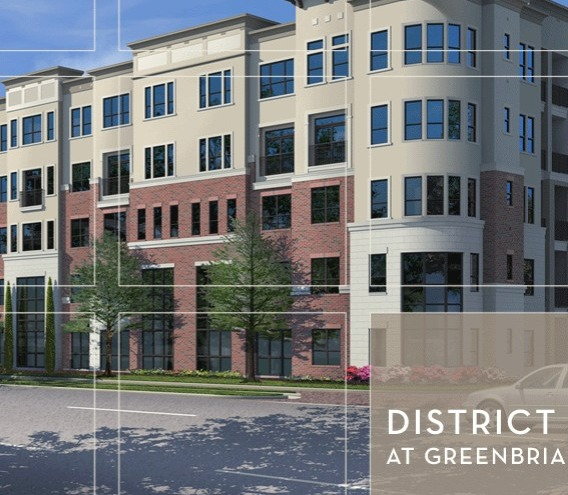 General Photo of District at Greenbriar Apartments Houston, TX