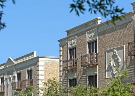General Photo of Drexel Park Hollow Apartments in Dallas, TX