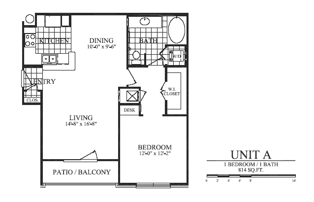 Large 1 Bedroom Apartments In West Houston On Special At San Paloma