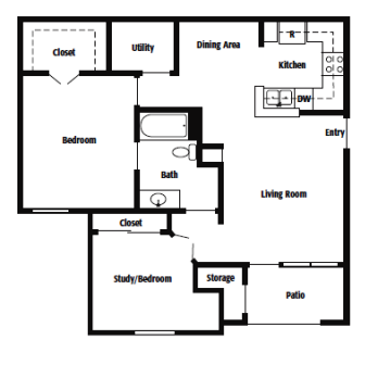 Apartment Building Floor Plans For Sale