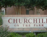 Churchill on the Park