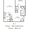One Bedroom Apartment in Houston Champions