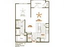 The Natural E1 Apartment Floor Plan