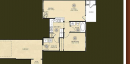 1-1 Floor Plan at Monterone Round Rock Apartments