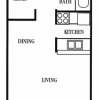 Efficiency Apartment