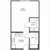 Parkside at Legacy 1-1- Apartment