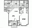 1 Bedroom Houston Galleria Apartments