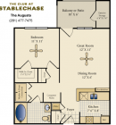 Spacious 1-1 Apartments in Champions Houston