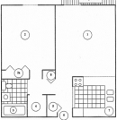 oaks of league city apartments floor plan, 1 bedroom apartments league city tx
