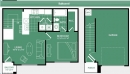 1-1 floor plan, 1 bedroom apartment, san antonio apartments floor plan, one bed apartment